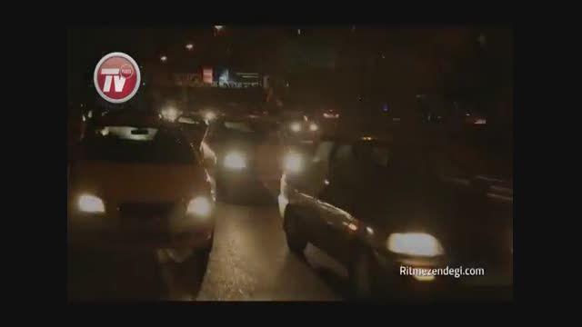 مستندی از شام غریبان در کنار معتادان کارتُن خواب تهران