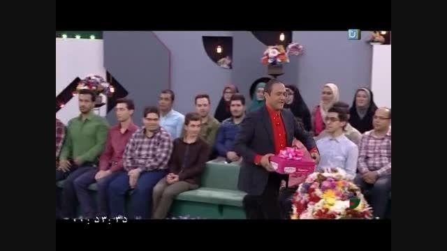 هدیه #724* به پدر سپند امیرسلیمانی به مناسبت روز پدر