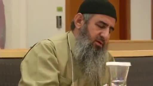 ماموستا کریکار «حفظه الله» در دادگاه (1) 2012