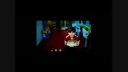 حل سودوکو 5x5 توسط کودک 5 ساله