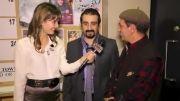 مصاحبه با حمید جبلی در فستیوال کانادا
