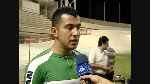 ملی پوشان ایران به دنبال کسب سهمیه المپیک