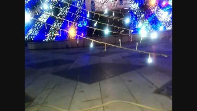 میدان آزادی سنندج در نوروز 94