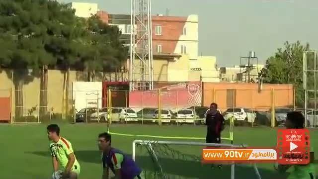 حواشی تمرین پرسپولیس: بیانیه هواداران برای بازیکنان