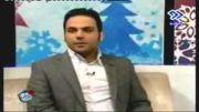 مصاحبه کامل آزاده نامداری با احسان علیخانی