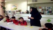 به مناسبت روز جهانی کودک ، دانش آموزان با حضور درکانون پرورش
