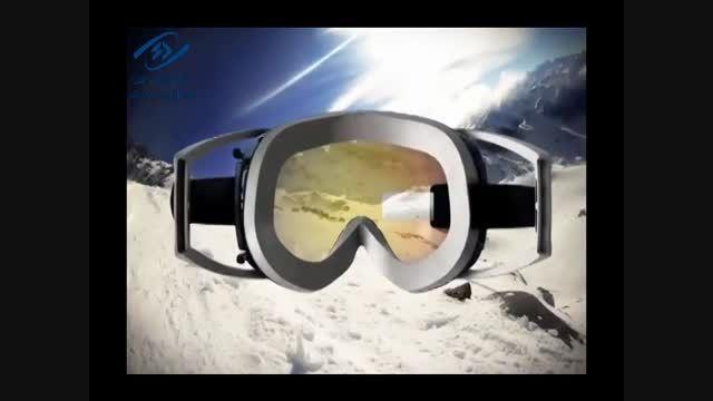 عینک هوشمند  واقعیت مجازی را به اسکی بازان هدیه می دهد