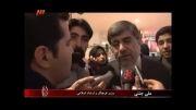 """پاسخ قاطع علی جنتی به مجلس درباره """"عصبانی نیستم"""""""