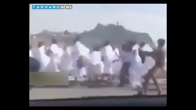 ربودن حجاج ایرانی توسط شرطه های عربستان