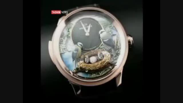 شگفت انگیزترین ساعت های جهان