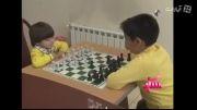 شطرنج باز ۳ ساله ی ایرانی !!!