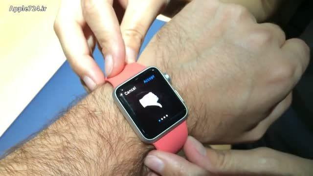 معرفی ساعت اپل مدل Sport | فروشگاه اینترنتی Apple724.ir