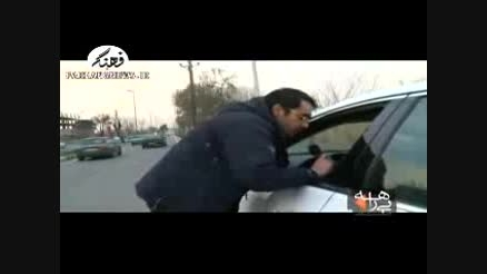 مزاحمت خیابانی زنان بد حجاب توسط مردان