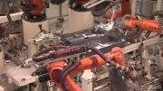 خط تولید فولکس واگن GOLF نسل 7 مدل 2012