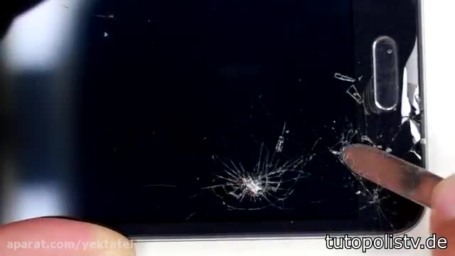 تعویض تاچ و LCD - تعویض گلس سامسونگ گالکسی A3