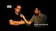 نمایش تئاتر پرده برداری با حضور فرزاد حسنی گپ تی وی