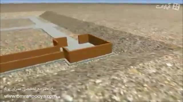 سایت عمران پویا - ساختمان - مراحل اجرای ساختمان