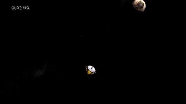 اطلاعاتی در مورد سیاره ی پلوتو در کشف جدید ناسا