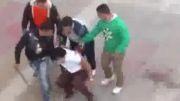 زورگیری فردی در فاطمیه تهران  جلوی مردم
