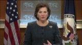 خبرنگاری که سخنگوی وزارت خارجه آمریکا را کلافه کرد