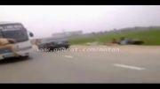 برخورد با متخلف به شیوه پلیس هند!