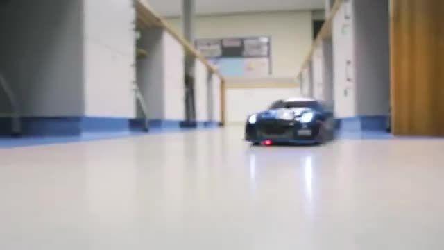 مسابقه گران ترین ماشین کنترلی با سوخت هیدروژن