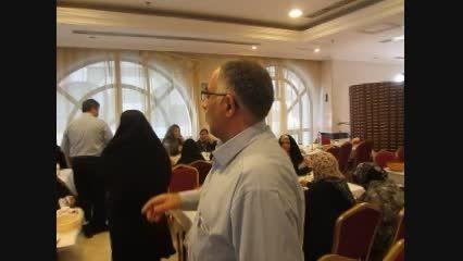 محمدی مدیر ثابت و مسئول فرهنگی هتل