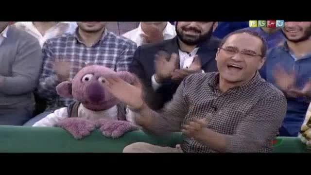 جناب خان و رامبد(آذری خوندن جناب خان)