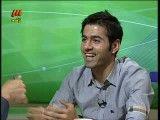 راستگوترین فوتبالیست ایران!!