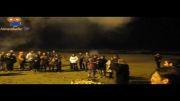 چهارشنبه سوری 91 در ساحل سیترای نوشهر