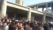 فیلم استقبال پرشور از دکتر احمدی نژاد در روز عید فطر