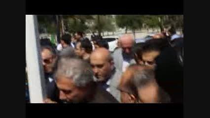 دلجویی وزیر کار از محرومین با زبان ترکی در گرگان