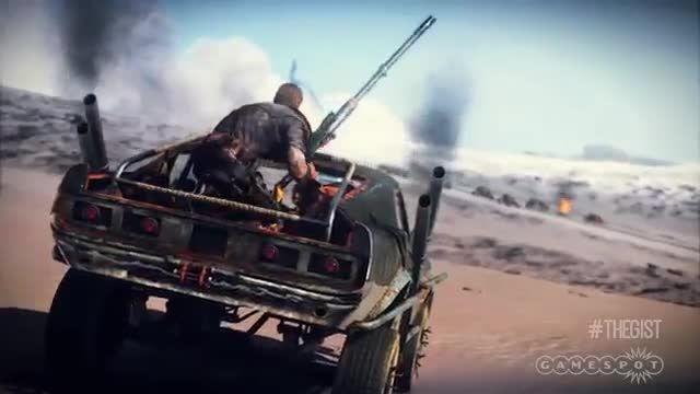 نکاتی برای زنده ماندن در Mad Max