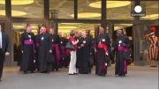 اسقف ها در مورد همجنسگرایان به توافق نرسیدند