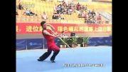 ووشو ، نن گوون سنتی ، لی فوکووی از سیچوان ، مسابقات سنتی