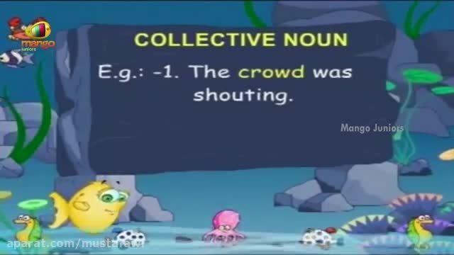 آموزش گرامر زبان انگلیسی برای کودکان 1
