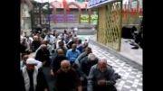 غبار روبی مزار شهداء به مناسبت هفته دفاع مقدس