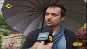 مصاحبه با محسن تنابنده و احمد مهرانفر خوشا شیراز