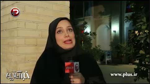 گفتگوبامجری زنی که متهم به روزه خواری روی آنتن زنده شد