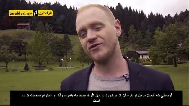 از یک پناهجوی سوری تا یک پدیده در آلمان؛ محمد جدو