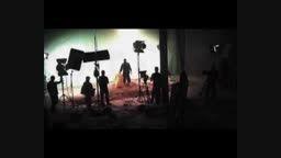 ظبط فیلم سربریدن داعش در یک استودیوی فوق حرفه ای.