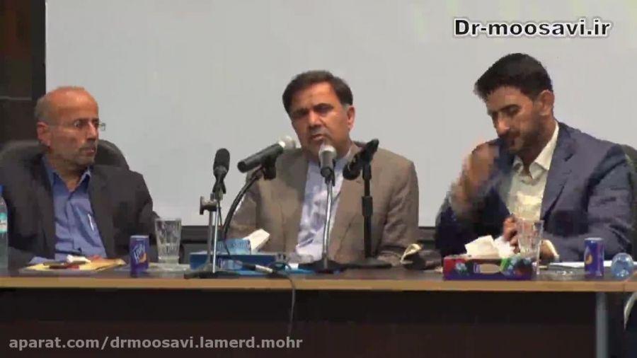 سفر وزیر راه و شهرسازی به شهرستان های لامرد و مهر