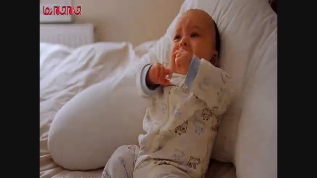 هفت راه برای آرام کردن کودک فیلم گلچین صفاسا