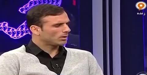گفتگو با جلال حسینی مدافع انزلیچی تیم ملی