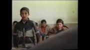 کلاس فارسی معلم و دانش آموزان حفظ شعر- باحال