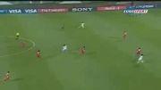 یگ گل فوق العاده زیبا و دیدنی در فوتبال زنان