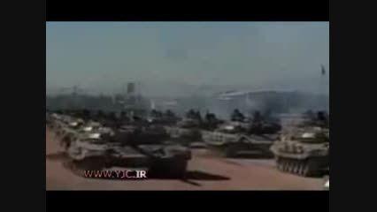 جایگاه نظامی ایران در جهان