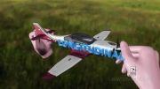 محورهای چرخش هواپیما