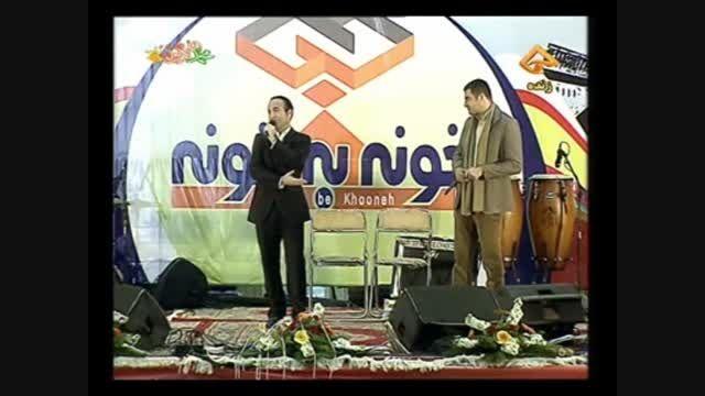 اجرای کمدی علی ضیاء و حسن ریوندی ، خنده دار و باحال