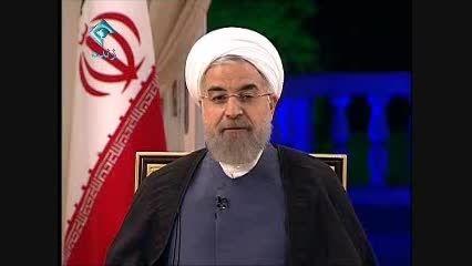 تشکر دکتر روحانی از کاربران شبکه های مجازی